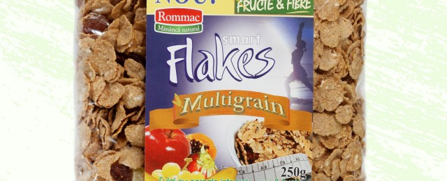 cereale integrale smart flakes