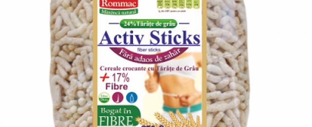 activ sticks cereale fibre