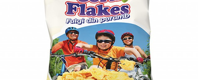 fulgi de porumb corn flakes rommac