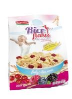 Rice Flakes - Fulgi de orez cu fructe