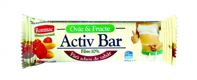 baton cereale activ bar tropical