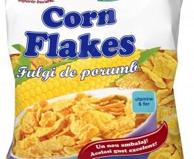 cornflakes fulgi de porumb rommac