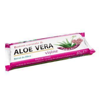 De ce sa consumi Batoane cu Aloe Vera